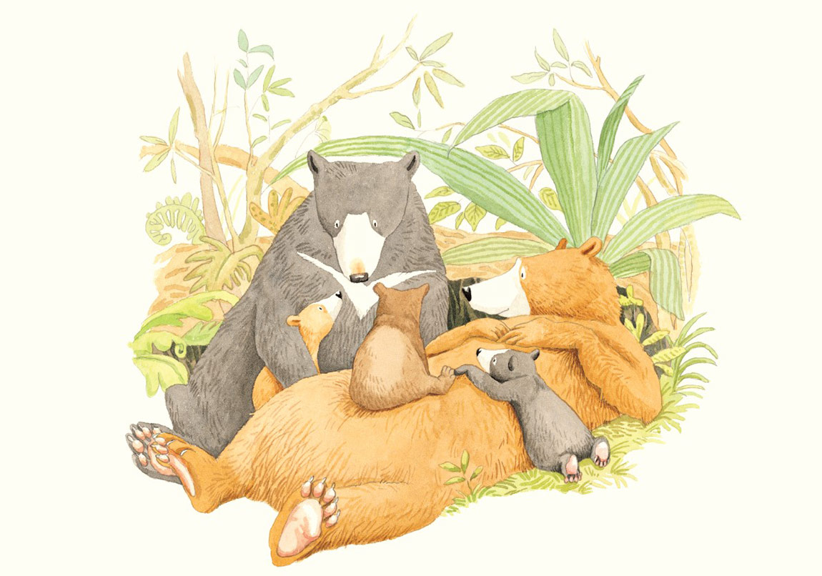 Çocuklara Sevgiyi Anlatan Bir Kitap: En Çok Hangimizi Seviyorsun?