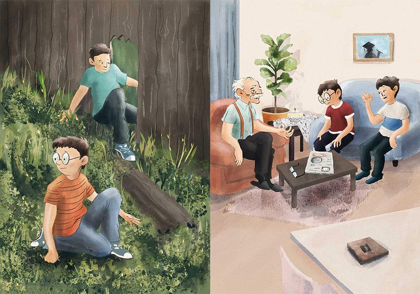 Cemil Kavukçu'dan Çocuklar İçin Bir Roman