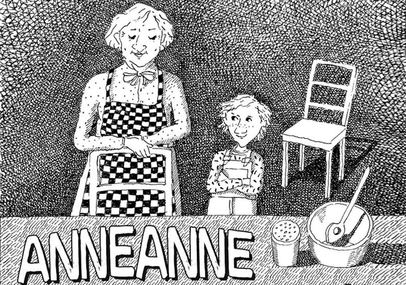 """""""Anneanne ile Frieder"""" Türkçede"""