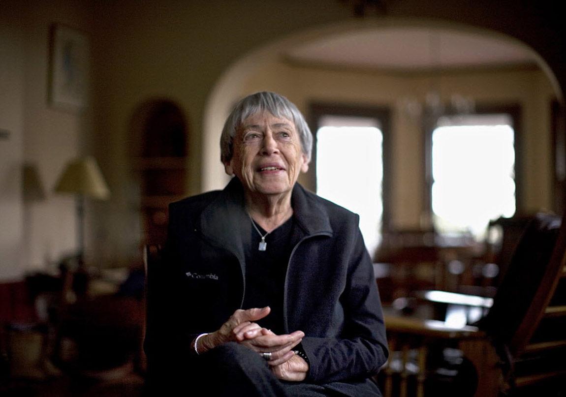Ursula K. Le Guin'den