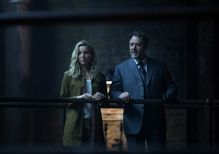 Russell Crowe'dan Yeni Film Projesi
