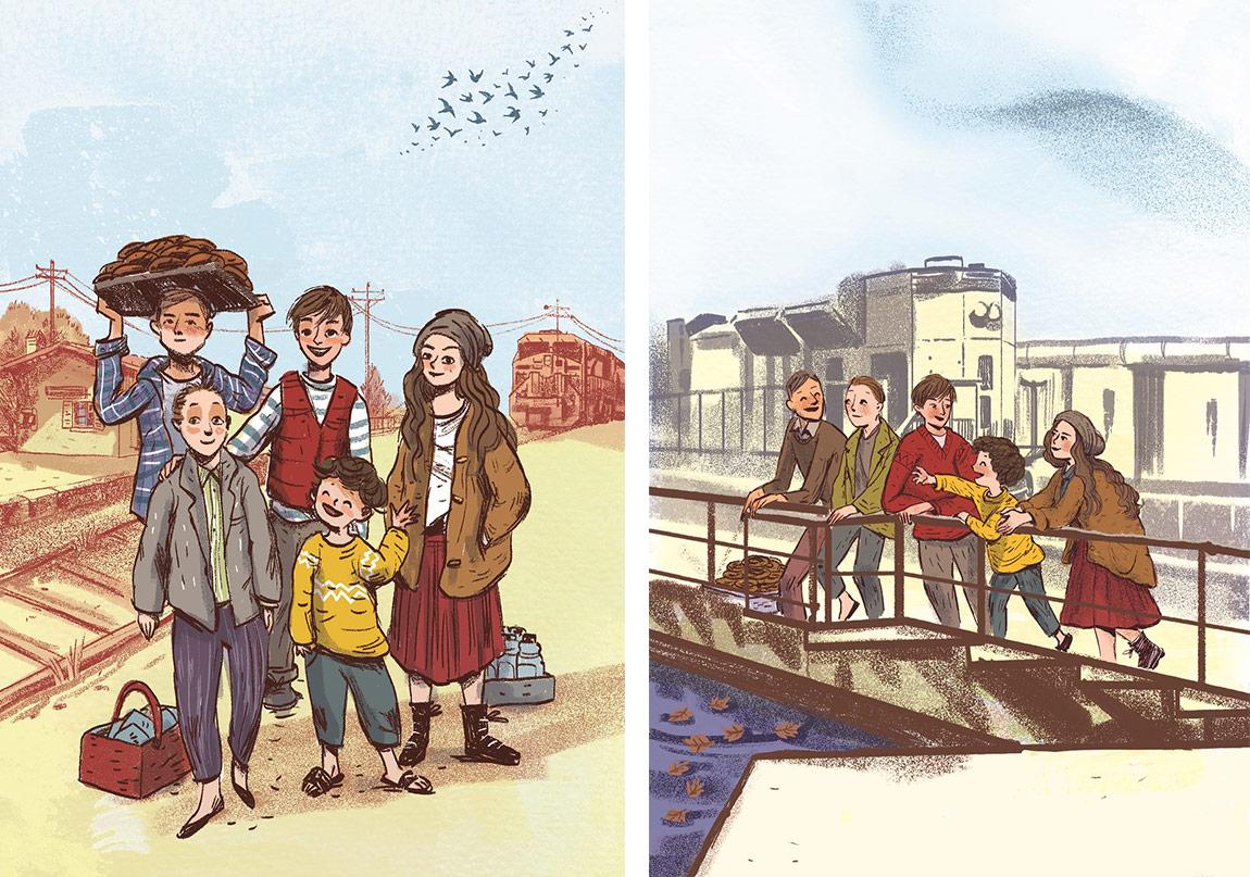 Bir İlk Gençlik Romanı: İstasyon Çocukları