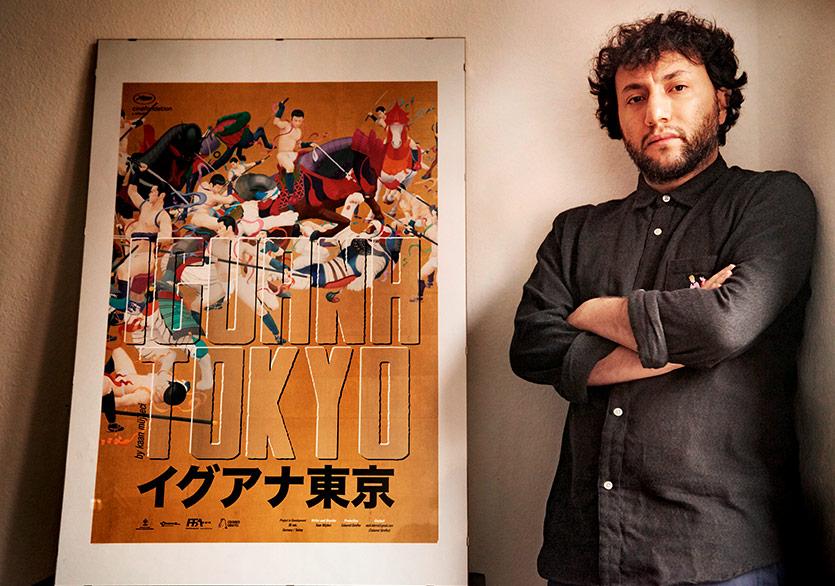 Kaan Müjdeci'ye Japonya Kültür Bakanlığı Film Fonundan Destek!