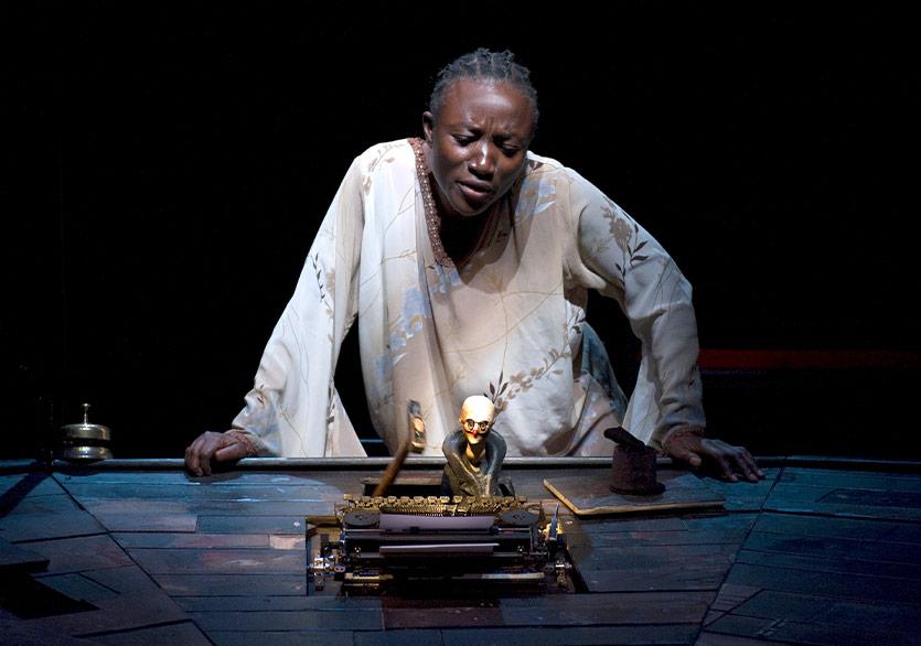 Büyülü Bir Tiyatro Yolculuğu: Oyunname II
