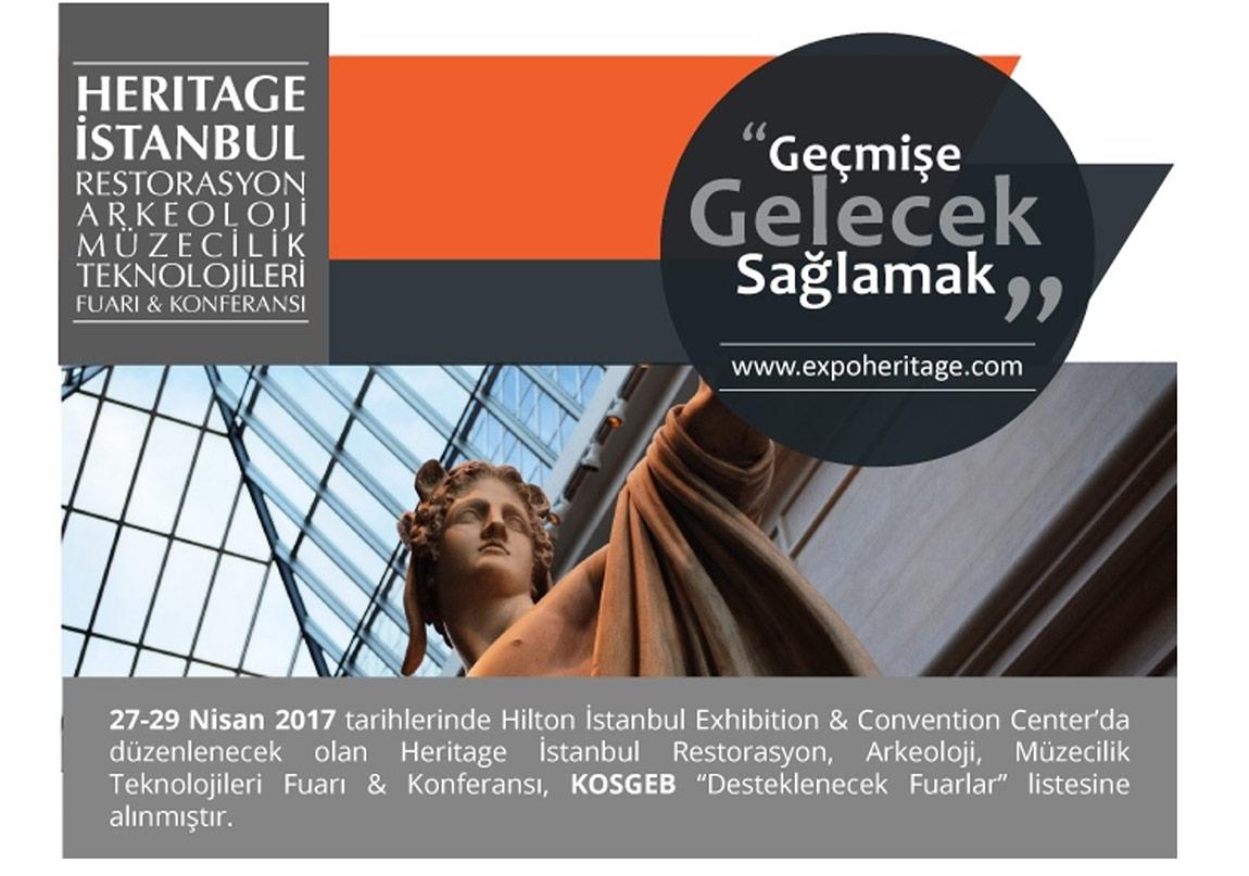 Heritage İstanbul Başlıyor