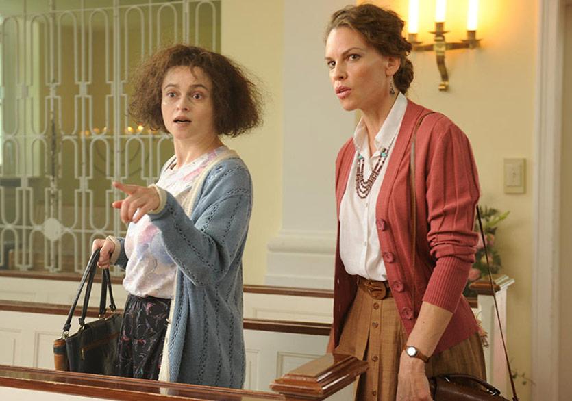 Helena Bonham Carter'ın Çarpıcı Yeni Filmi