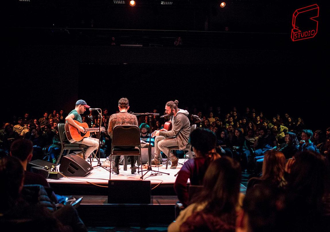 Fırtınayt'ın İlk İstanbul Konseri