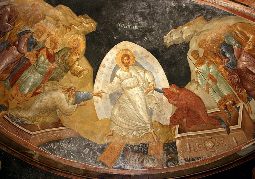 Bizans Eserlerinin Korunmasına Büyük Destek