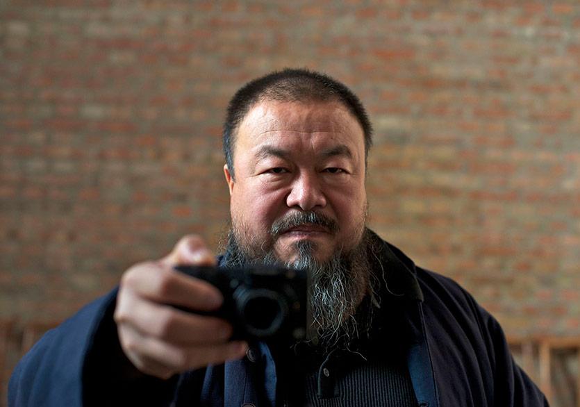 Ai Weiwei'den Berlin I Love You Filmi Sansürüne Tepki