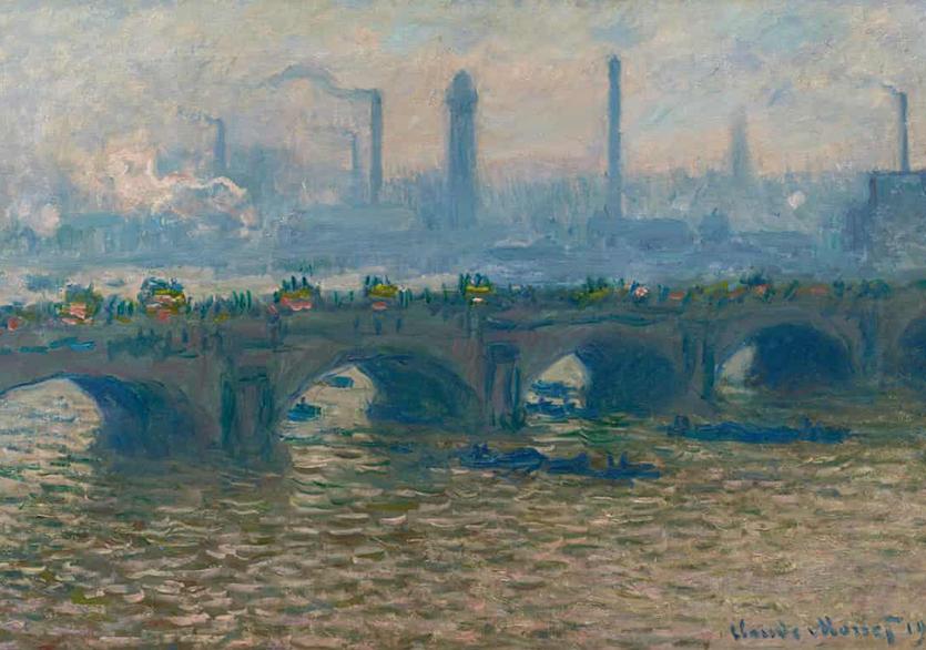 İzlenimci Ressamlar Londra'da Buluşuyor