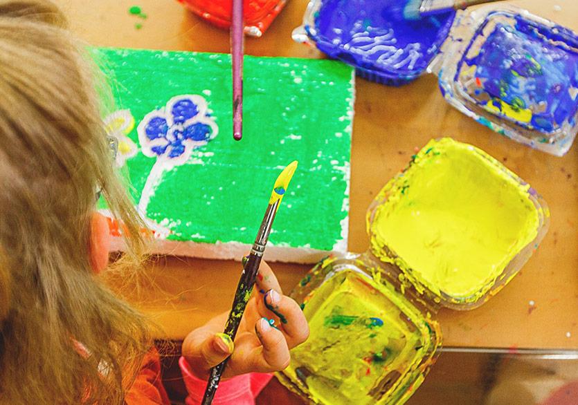 Borusan Contemporary'de Çocuk Atölyeleri