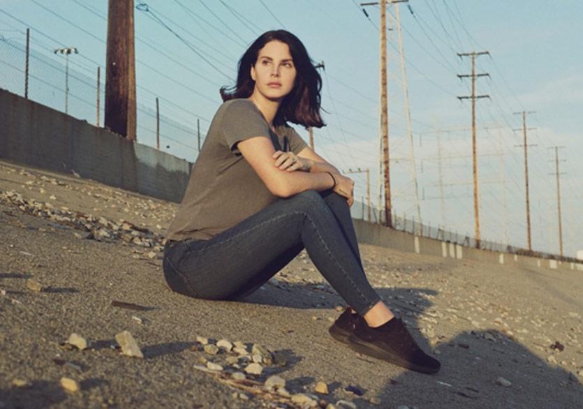 Lana Del Rey'in İkinci Şarkısı Yayında: Venice Bitch