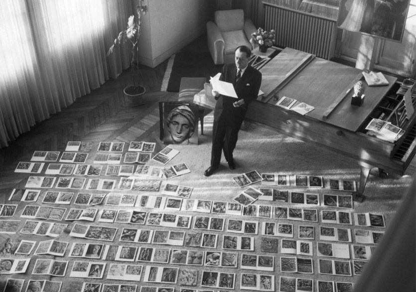 """André Malraux'nun """"Düşsel Müze""""si"""
