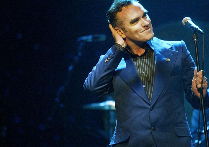 Morrisey Yeni Single'ının Adını Söylemiş Olabilir