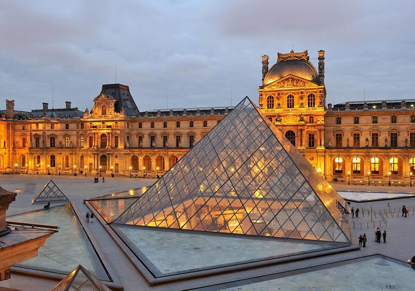 Louvre Müzesi'nden Lüks Deniz Seyahati