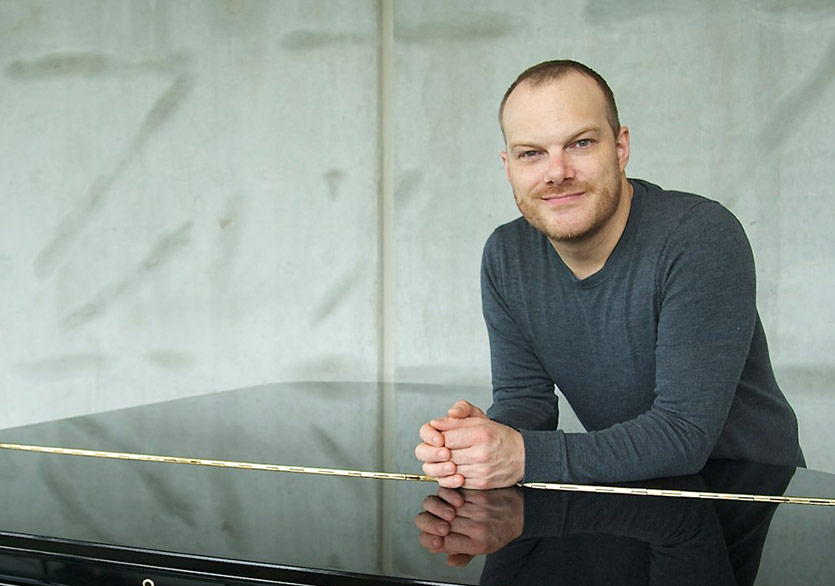 Lars Vogt 27 Nisan'da İş Sanat Sahnesi'nde!