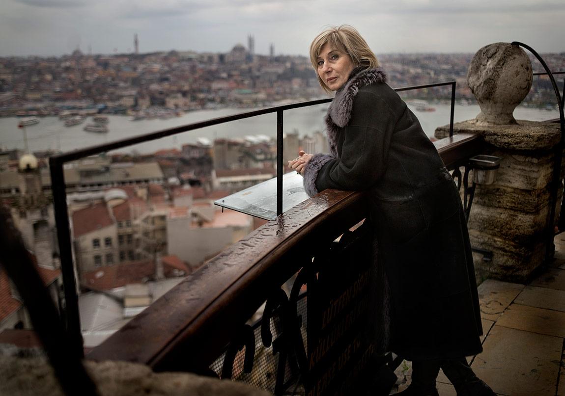 """Ayşe Kulin, """"Haliç Okumaları""""nın Konuğu"""