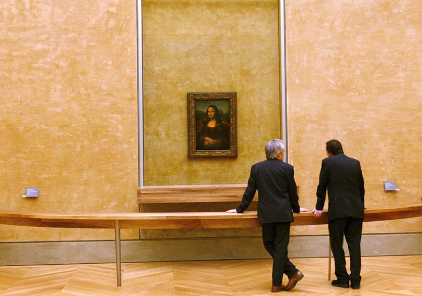 Louvre İlk VR Deneyimini Mona Lisa ile Başlatıyor