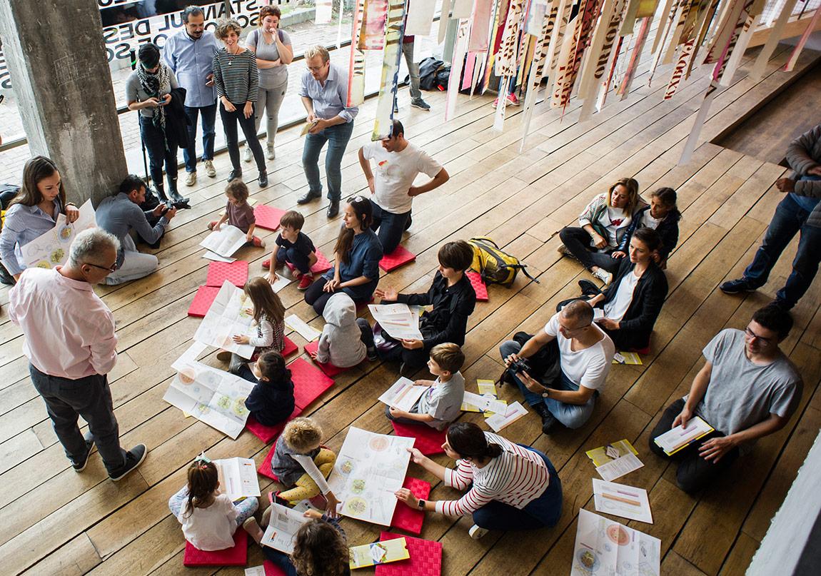 4. İstanbul Tasarım Bienali'nden Çocuklar İçin Kitap