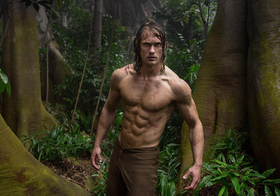 The Legend of Tarzan'dan Yeni Trailer