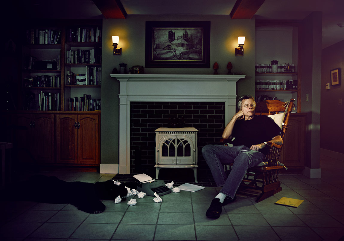 """Stephen King'in Yeni Romanı """"Later"""" 2021'de Yayımlanacak"""