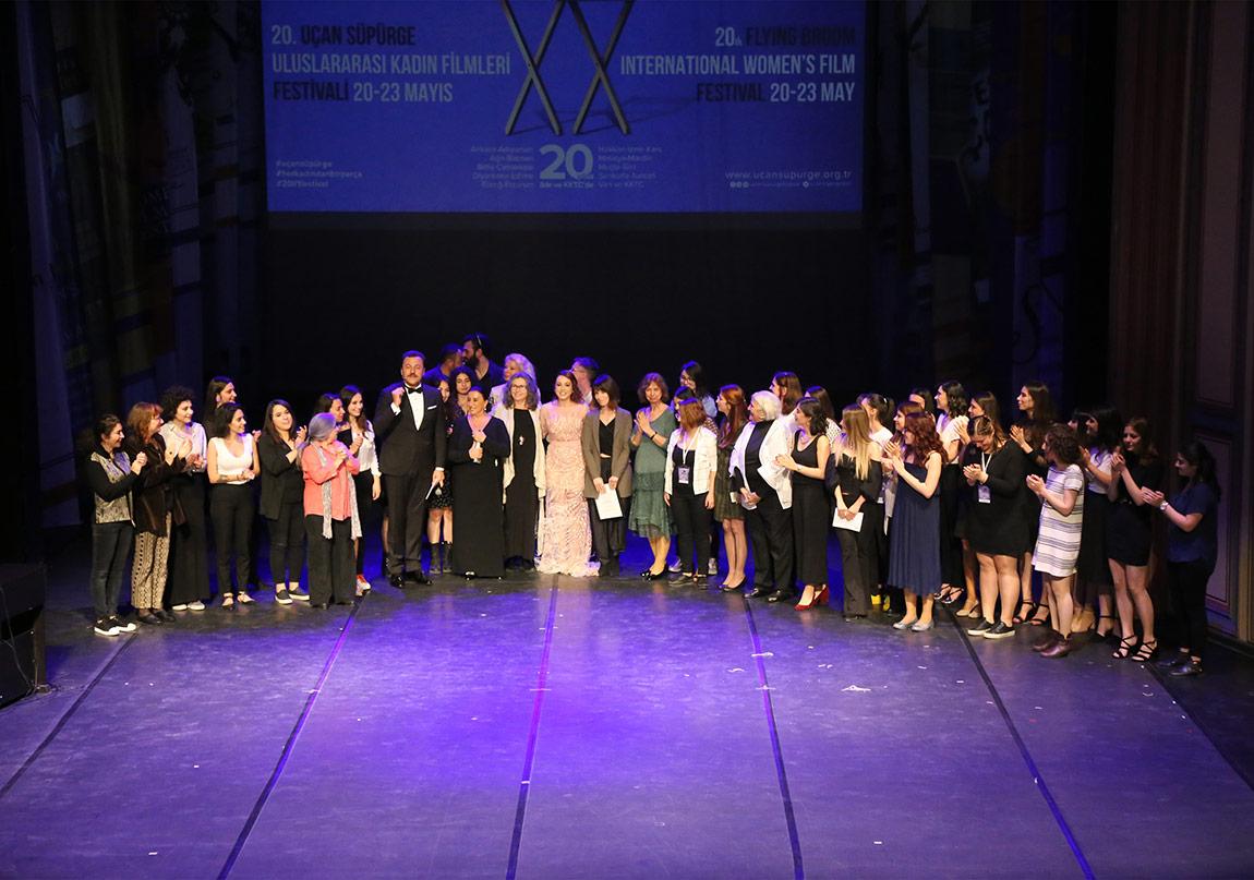 20. Uçan Süpürge Ödülleri Sahiplerini Buldu