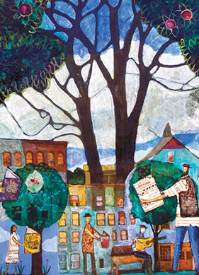 Letterenfonds ile Çocuk Edebiyatı Üzerine Bir Söyleşi