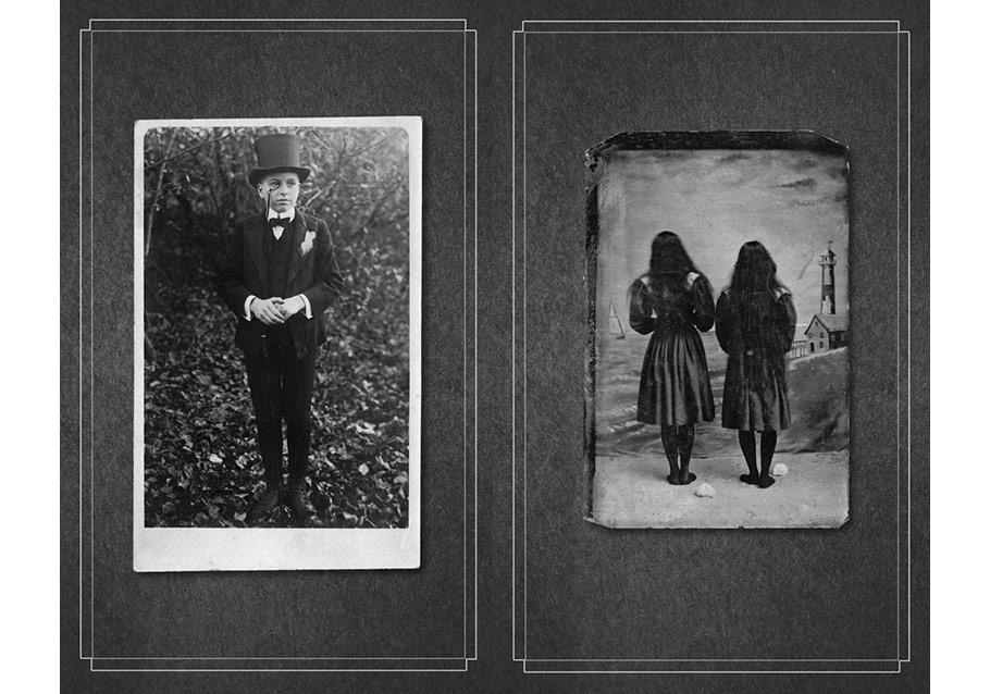 Terk Edilmiş Bir Yetimhane, Tuhaf Fotoğraflar