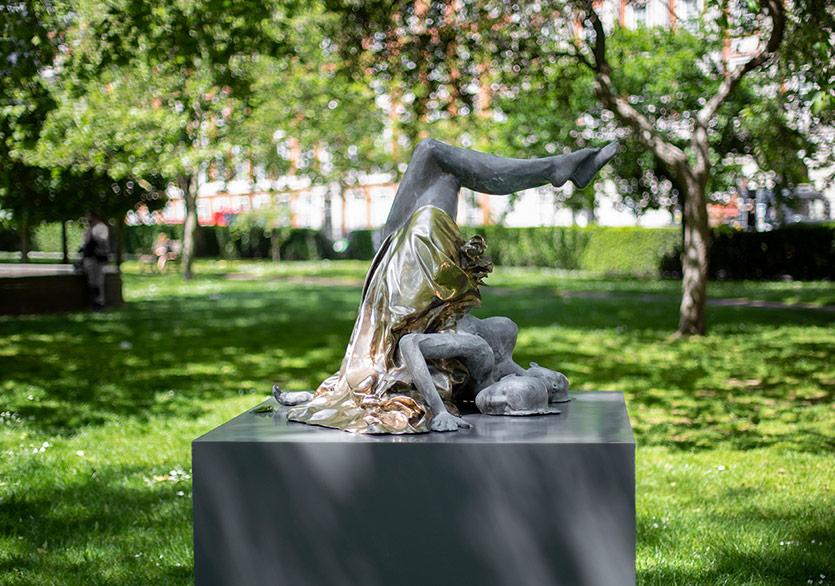ha:ar'ın Çalışmaları Contemporary İstanbul'da