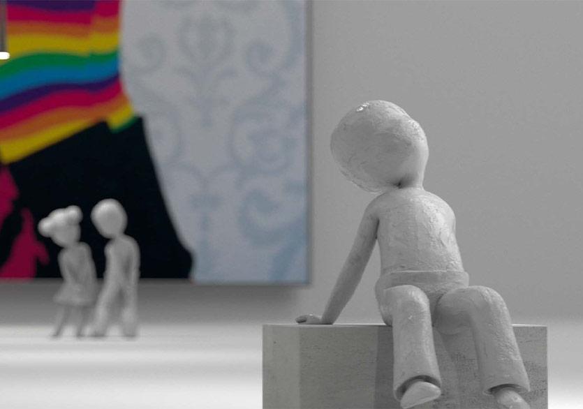 Virtual Contemporary Istanbul 1 Milyonun Üzerinde Görüntülendi