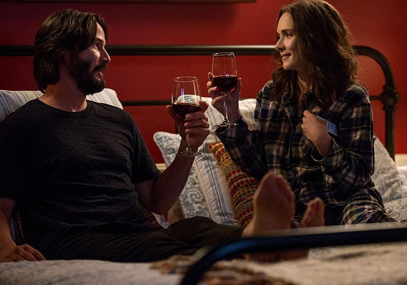 Keanu Reeves ve Winona Ryder 26 Yıl Sonra Bir Arada
