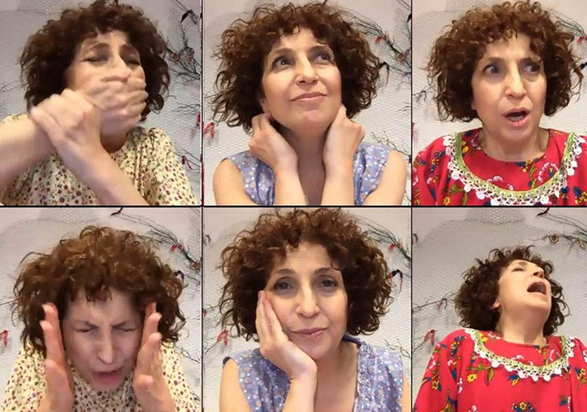 """Ayşe Lebriz Berkem """"Hikâyelerimiz""""i Anlatmaya Devam Ediyor"""