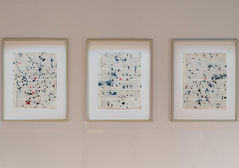 """Edebiyat Penceresinden Çağdaş Sanata Bakış: """"Yazının Dinleyen Gözleri"""""""