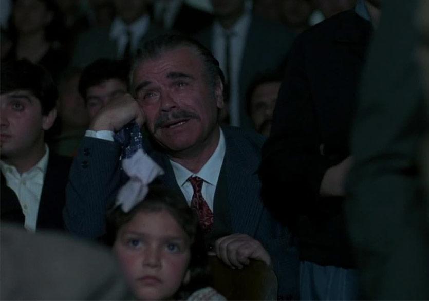 Sinemada Ağlarken