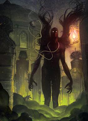 Yerli, Özgün, Creepy: Yabani