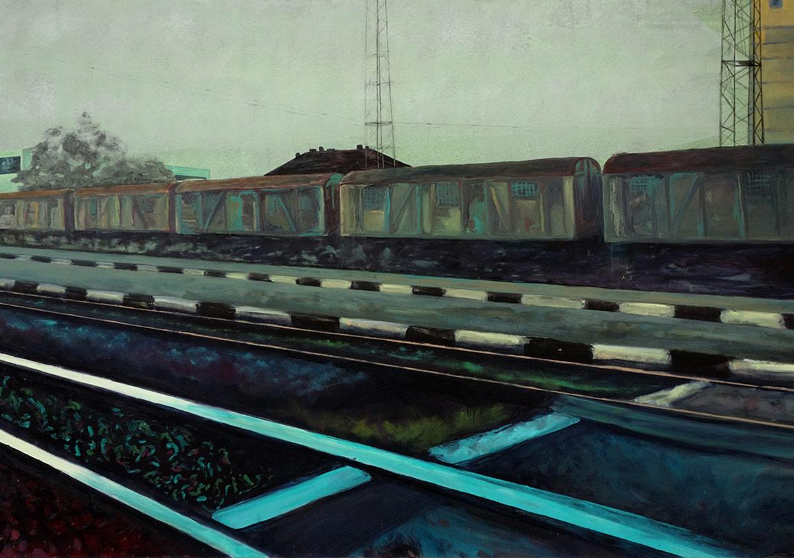 Hernán Ronsino'dan Bir Suç Romanı: Raydan Çıkan Trenler