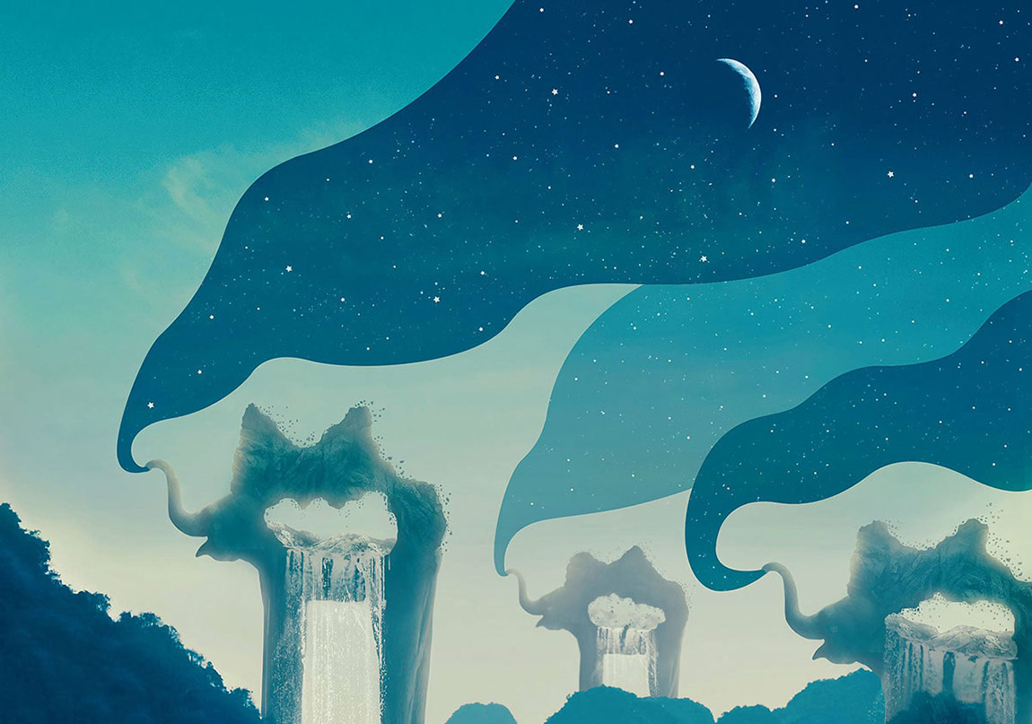 Gecenin Kadife Karanlığında Geçen Bir Roman