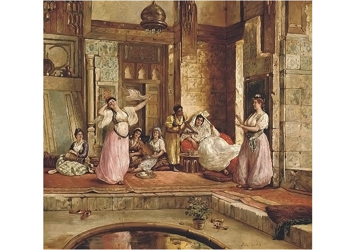 Rakstan Oyuna, Türkiye'de Dansın Modern Halleri