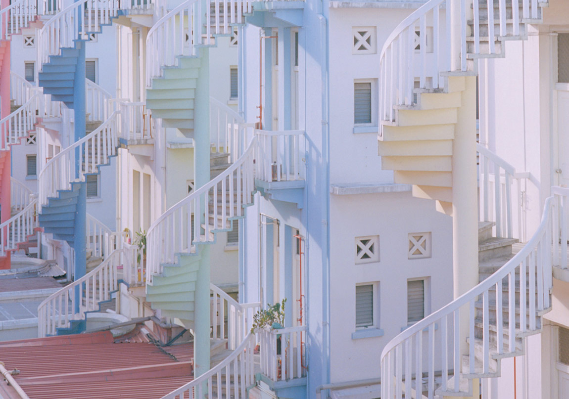 Pastel Renklerle Bir Singapur Hikayesi