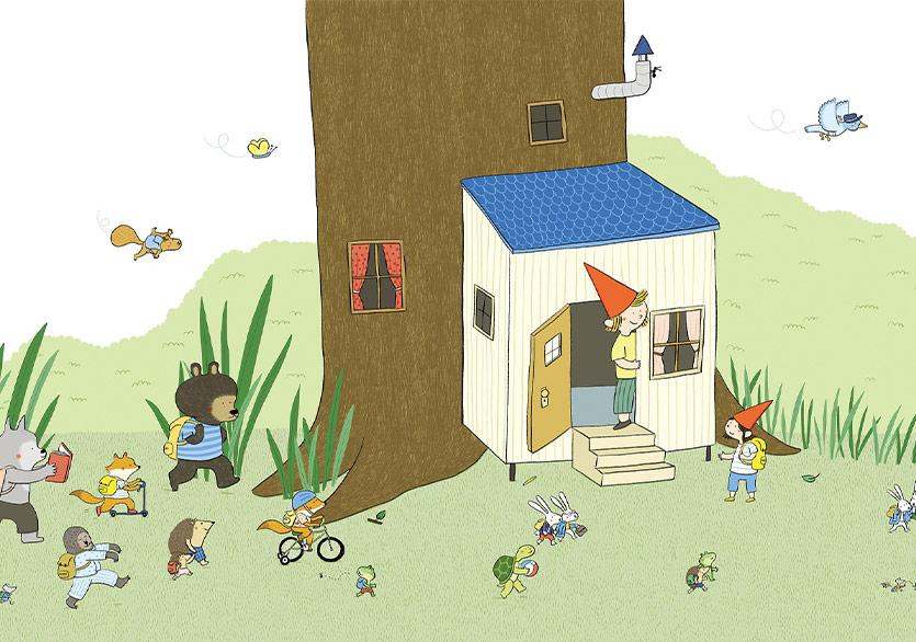 Çocukları Anaokuluna Hazırlayan Bir Kitap: Haydi Okula
