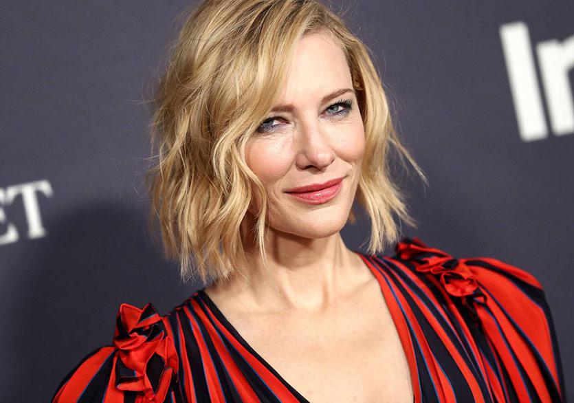 Cate Blanchett'tan Yeni Dizi Geliyor