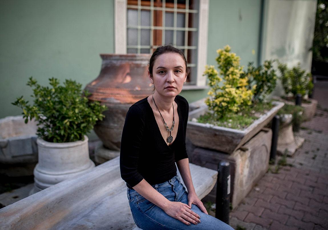 Sine Ergün, 2017 Avrupa Birliği Edebiyat Ödülü'nü Kazandı!