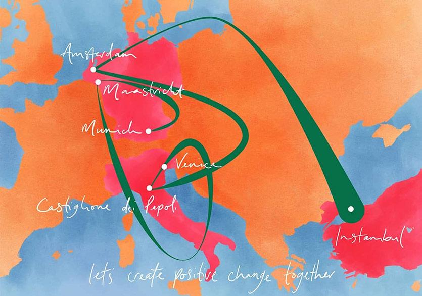 Breaking Boundaries'in Yolculuğu Karşı Sanat'ta Başlayacak
