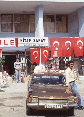 Türkiye'nin Üzerine Düşen Gölge