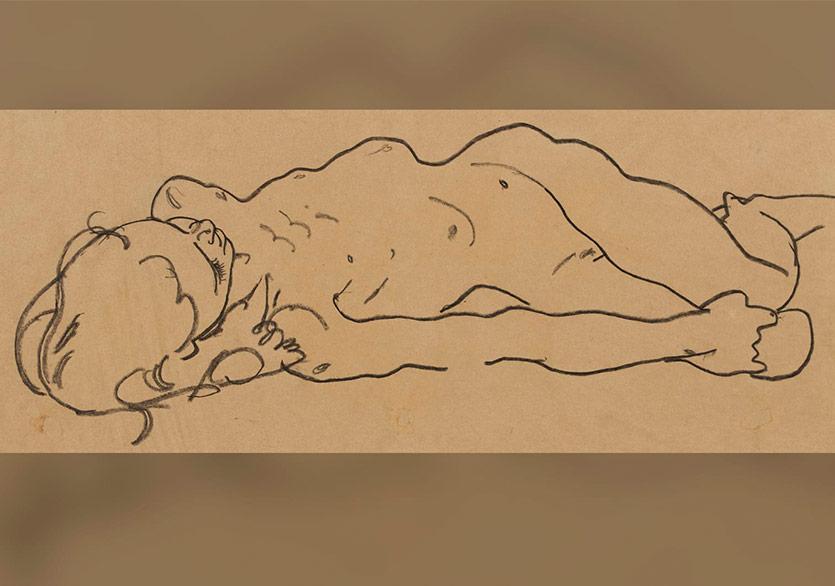Bit Pazarından 200.000 Dolar Değerinde Schiele Eseri