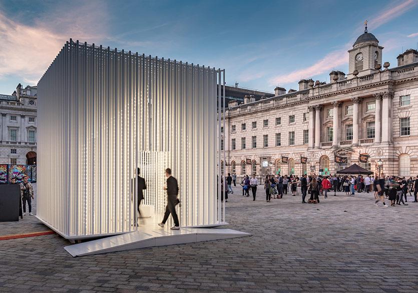 Tabanlıoğlu Mimarlık Londra Tasarım Bienali'nde
