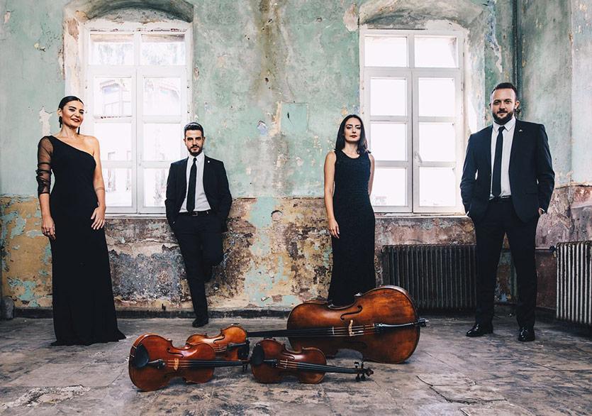 Ayvalık'ta Müzik Festivali Başlıyor