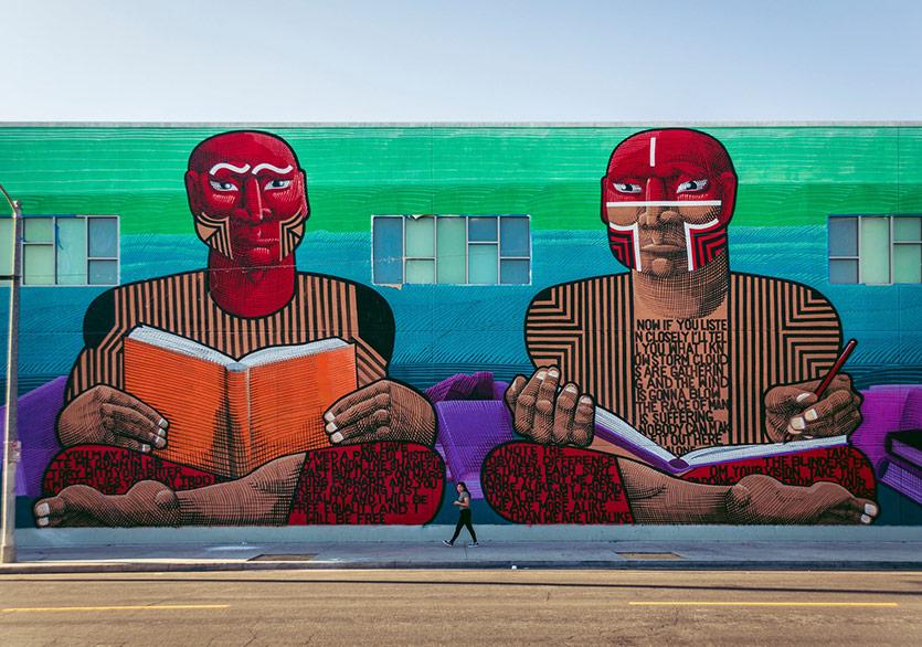 Maya Angelou Sanatla Hatırlandı