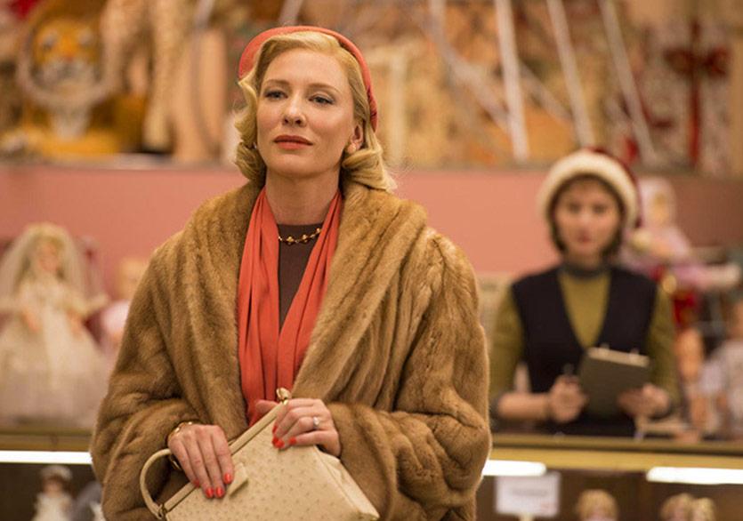 Rooney Mara ve Cate Blanchett, Guillermo del Toro Filminde Buluşuyor