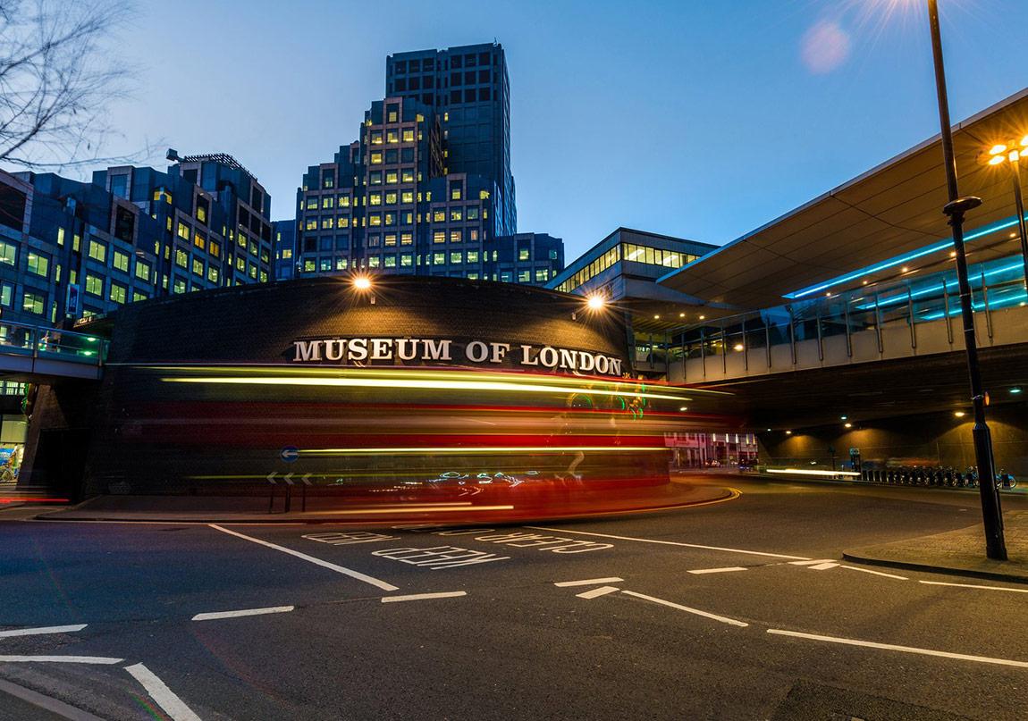 Londra Müzesi'ne Büyük Destek